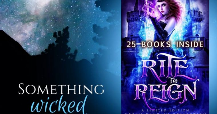Calling All Witches! #RitetoReign: A Bewitching Boxed Set for #iBooks Readers