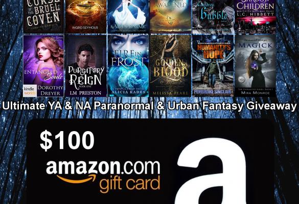 Ultimate YA & NA Giveaway